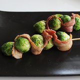 Bacon and Brussels Sprouts Canape