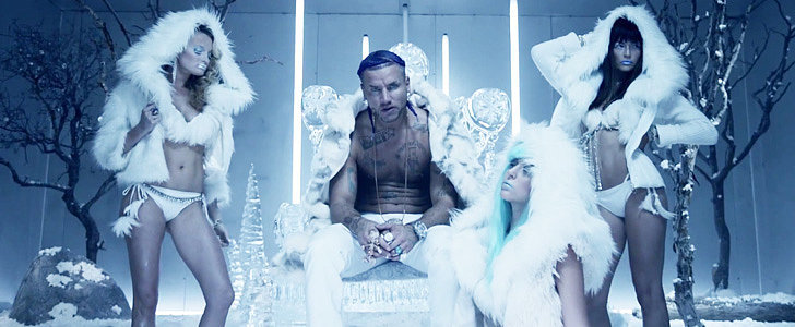Nothing About This Jaw-Dropping New Riff Raff Video Is Easily Explained