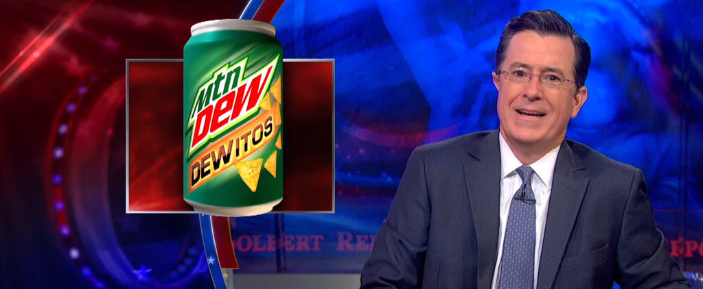 "Colbert Affirms to Stoners That ""Frito-Lay Can Hear Your Thoughts"""