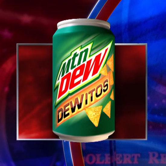Doritos-Flavored Mountain Dew