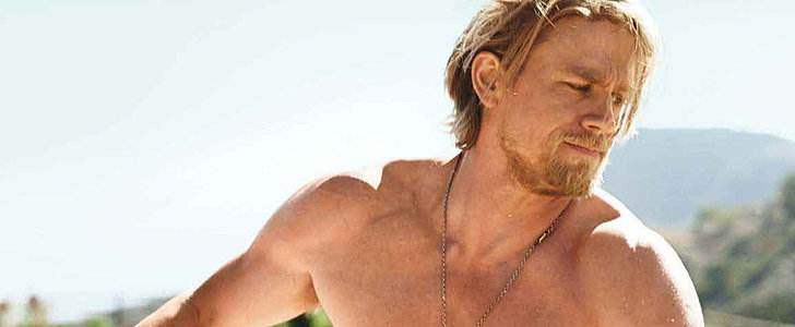 It's Time to Swoon Over a Very Sexy, Shirtless Charlie Hunnam