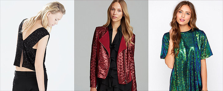 29 Pieces That Prove It's Never Too Soon to Shimmer in Sequins