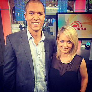 Blake Garvey and Louise Pillidge Interview on Sunrise