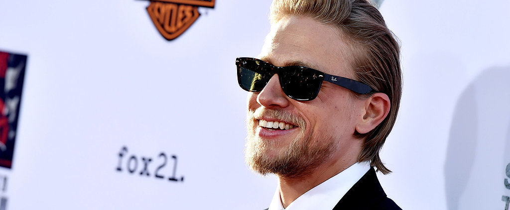 Stop What You're Doing and Start Paying Attention to Charlie Hunnam