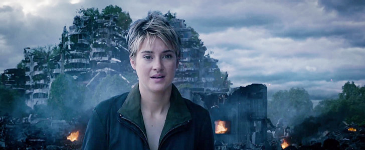 Watch Insurgent's Earth-Shattering First Teaser Trailer