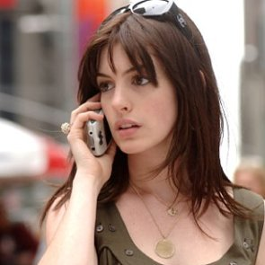 Anne Hathaway Fashion in The Devil Wears Prada | Pictures