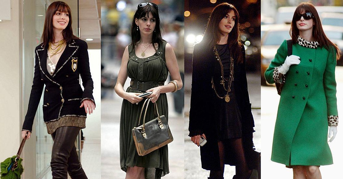 2017 fashion outfits - Devil Wears Prada Black Dress Images