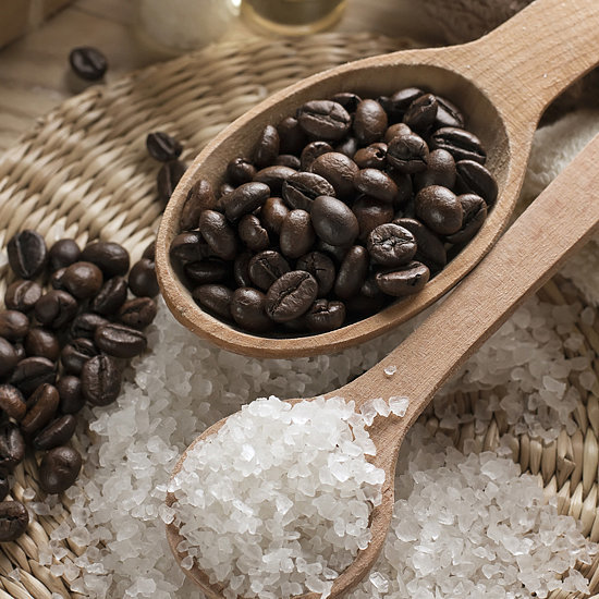 Coffee Grounds Body Scrub Recipe