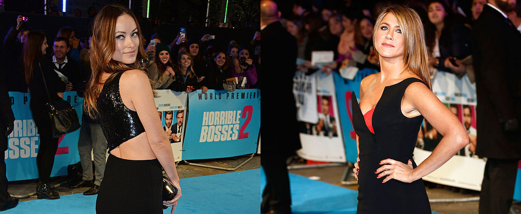 Who's the Boss of This Red Carpet?