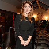 Princess Beatrice at the Toujouri Fashion Party in London
