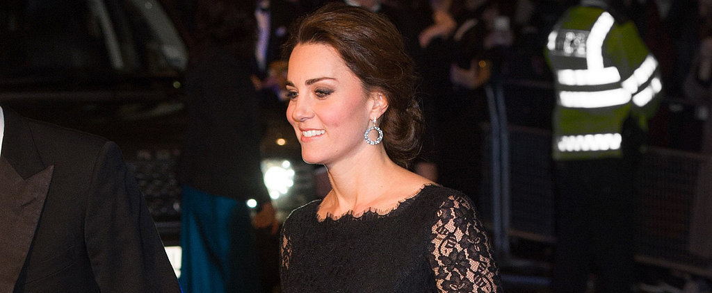 Kate Middleton's Latest Look Is Sheer Proof She's One Sexy Mama-to-Be