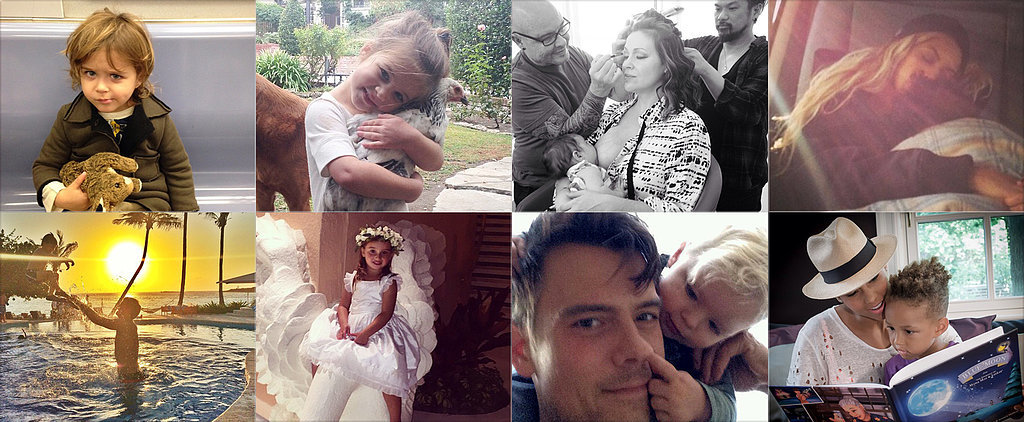 Gisele, Ivanka, Molly, and More Shared the Sweetest Snaps of Their Tots This Week!