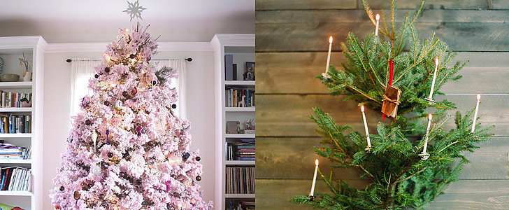 13 Unexpected Christmas Tree Decoration Ideas
