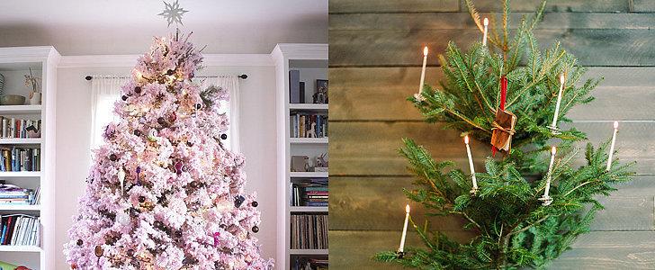 13 Unexpected Christmas Tree Decoration Ideas