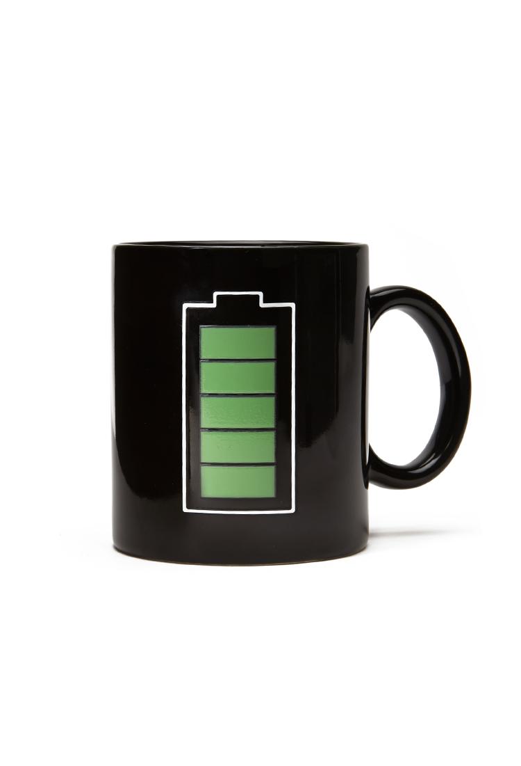 Battery Coffee Battery Coffee Mug