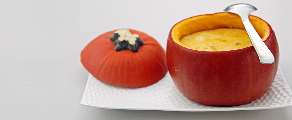 A Showstopping, Savory Pumpkin Custard
