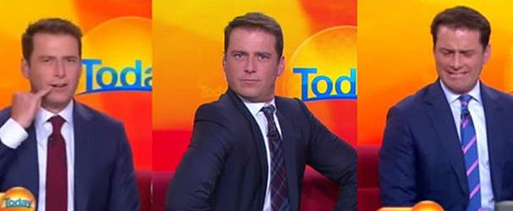 4 Things Karl Stefanovic Has Taught Us About Wearing the Same Suit Every Day