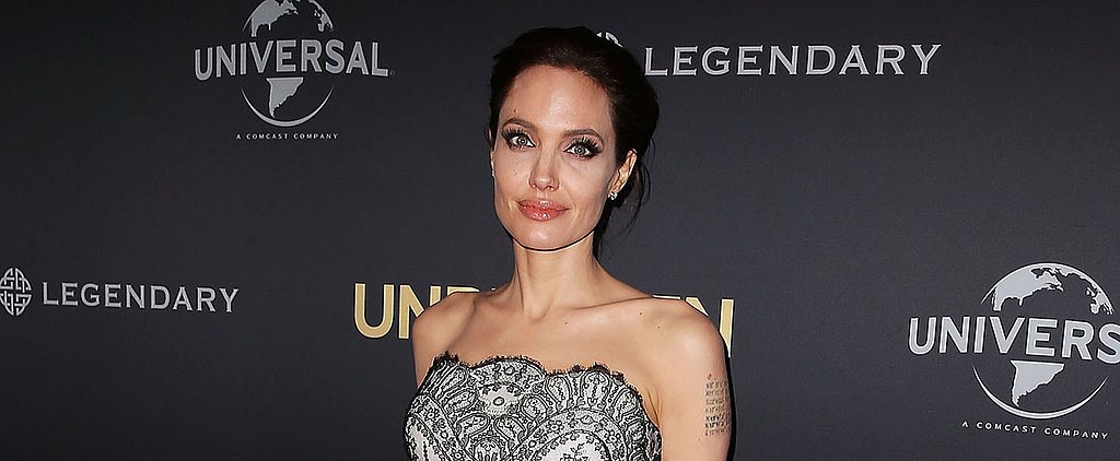 Angelina Jolie Stuns at the World Premiere of Unbroken in Sydney