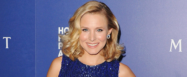 "Kristen Bell's ""Text Me"" Holiday Song Is the Cutest Thing You've Ever Heard"