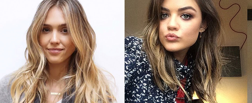 Jessica Alba Brings Us on Her Journey to Blond Hair