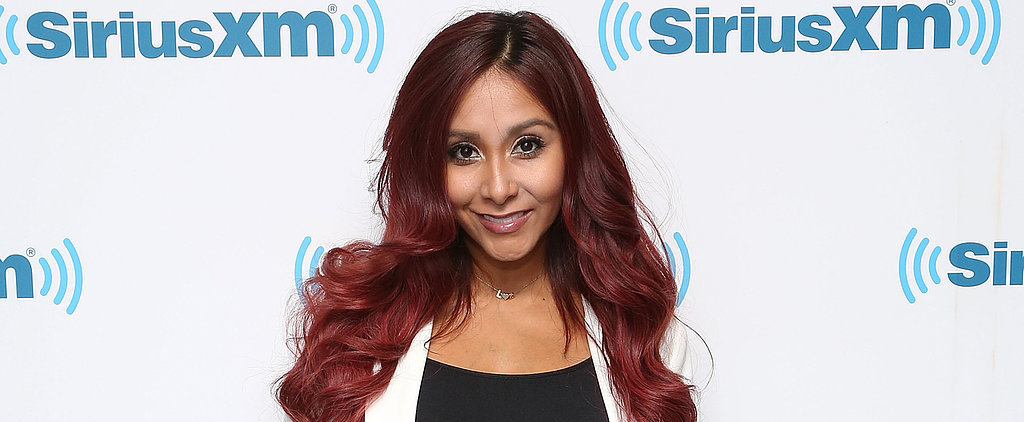 "Nicole ""Snooki"" Polizzi Made Some Crazy Baby Shower Cakes This Weekend"
