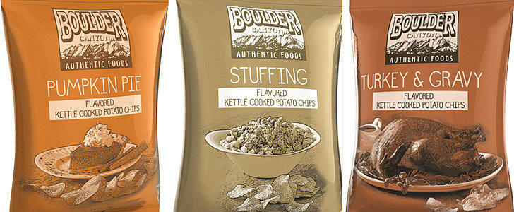 Thanksgiving-Flavored Potato Chips Taste Surprisingly Accurate