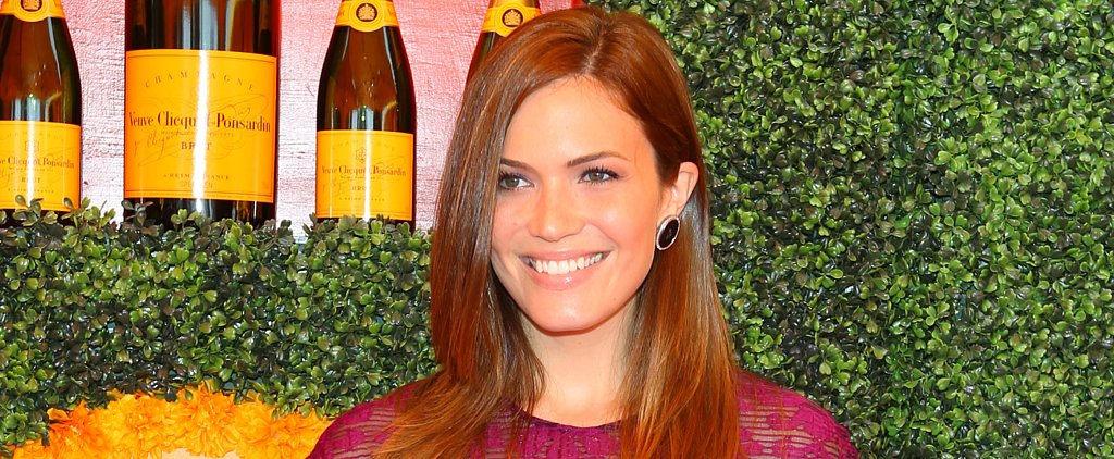 Mandy Moore Shares Her Favorite Beauty Minis For Holiday Travel