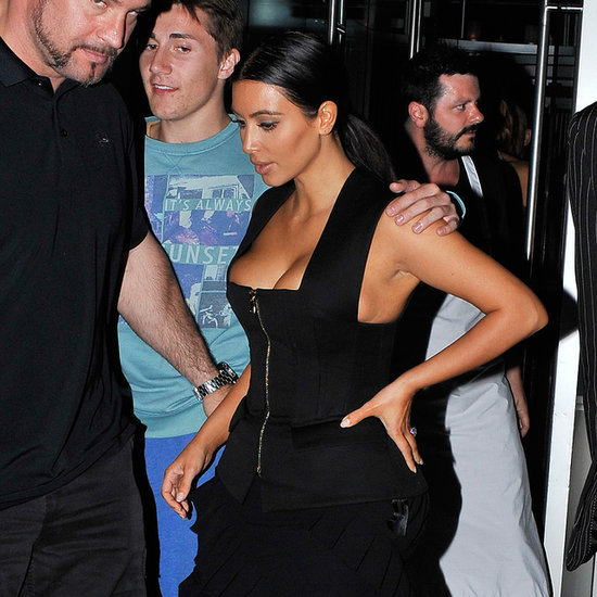 Kim Kardashian Pictures in Australia November 2014