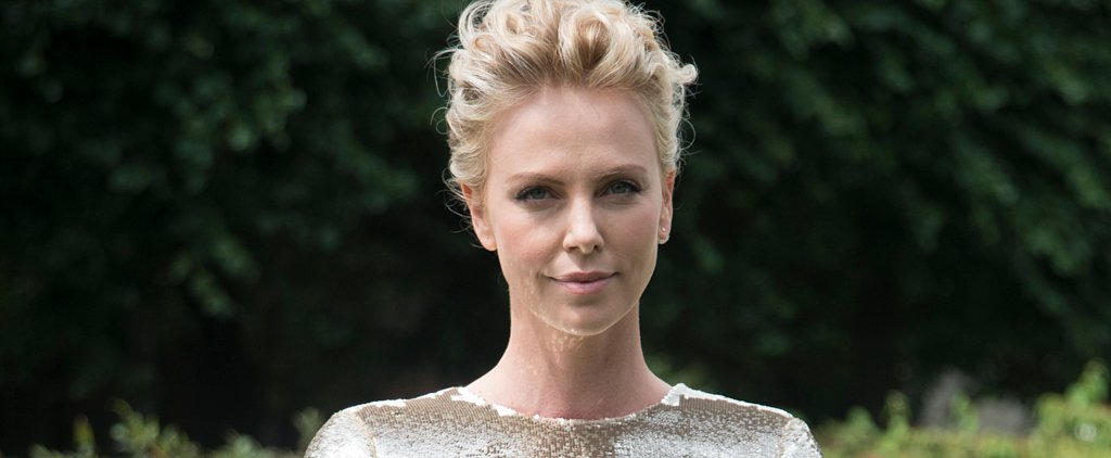 Charlize Theron's Son's Temper Tantrum Leads to a Visit From the Police