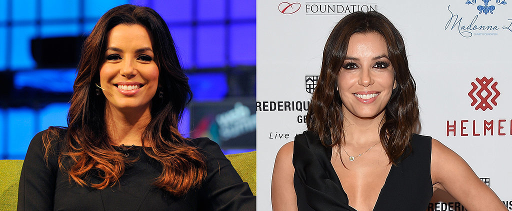 Eva Longoria's New Wob Is Tousled Perfection
