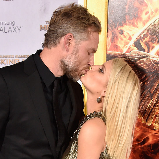 Jessica Simpson at the Mockingjay Part 1 Premiere | Photos