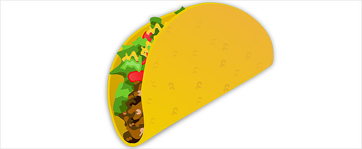 37 New Emoji Just Came Out, Including a Taco