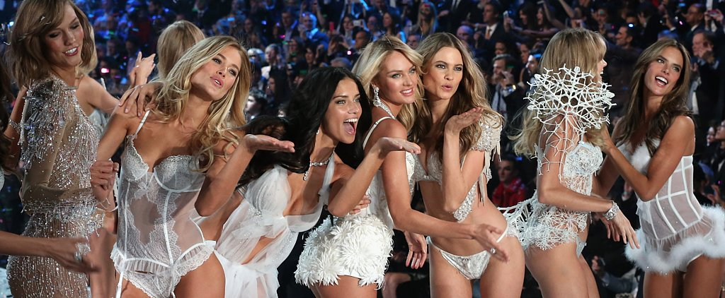 See How the Victoria's Secret Angels Are Getting Fit For the Runway