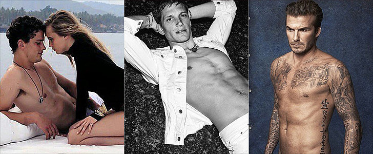All the Times the Male Models of Instagram Took Their Tops Off