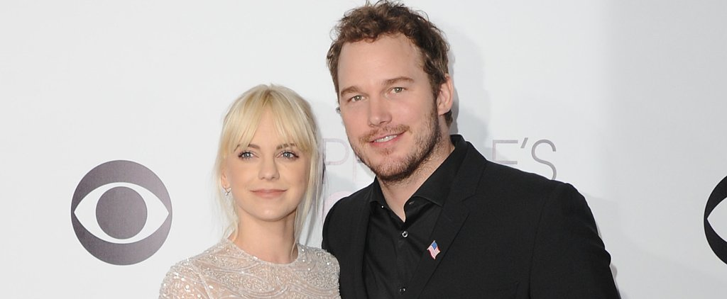 Anna Faris and Chris Pratt Reveal Their Son Was Born at 3 Pounds