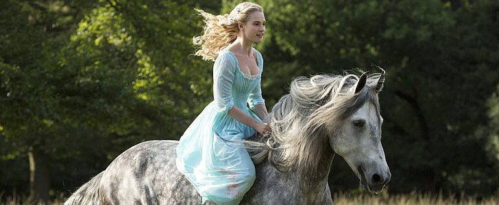 The New Cinderella Trailer Is Absolutely Magical
