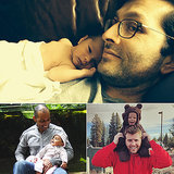 Hot Men Holding Beautiful Babies. Does It Get Any Better?