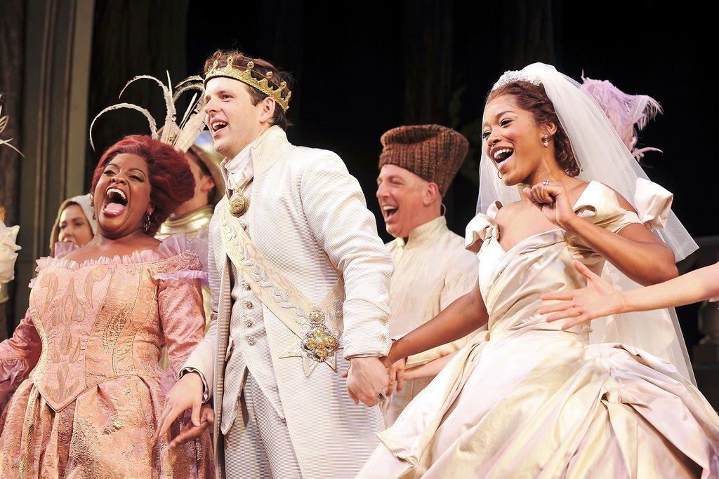 Cinderella on Broadway, 2014