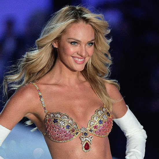 Victoria's Secret Angels Hair and Makeup Prep