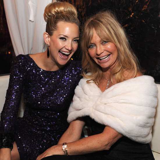 Kate and Goldie Are the Most Fun Mother-Daughter Duo Ever