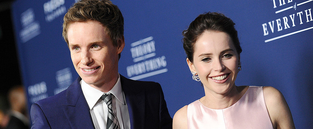 All the Times Eddie Redmayne and Felicity Jones Made Our Hearts Melt