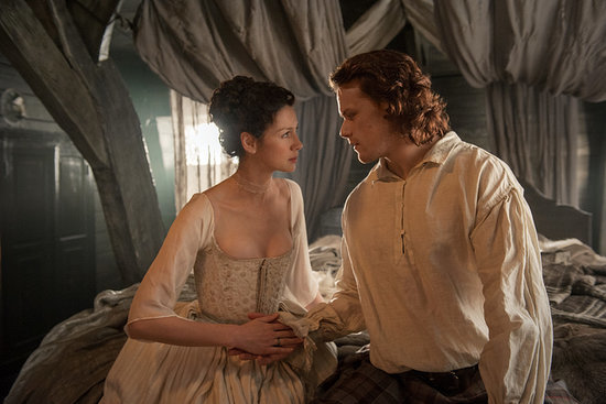 Claire and Jamie, Outlander