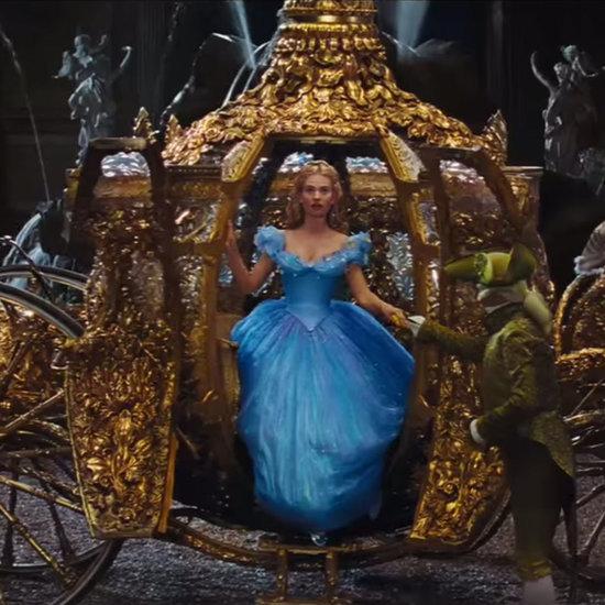 Cinderella Movie Costumes and Fashion
