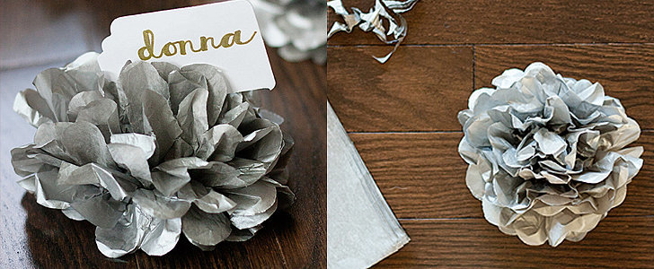 Style Your Holiday Dinner Parties With Pom-Pom Place Cards
