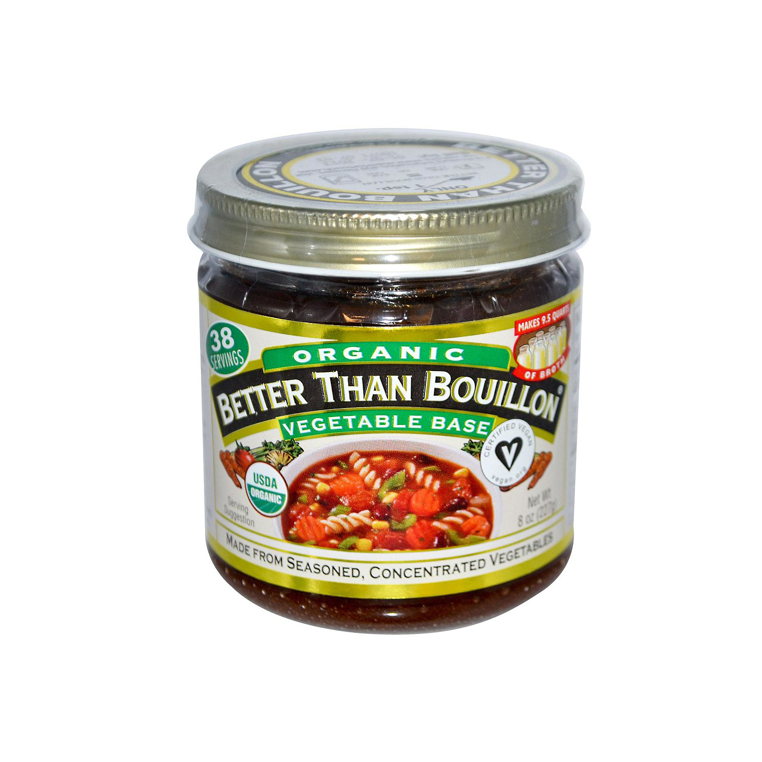 Vegetable Bouillion