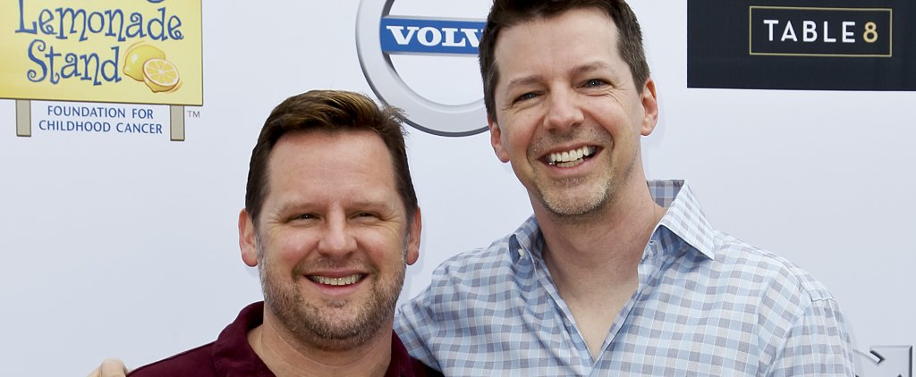 Sean Hayes Secretly Ties the Knot