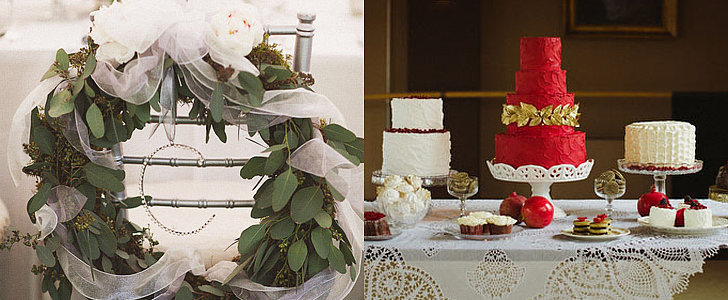 14 Ways to Add Holiday Cheer to Your Winter Wedding