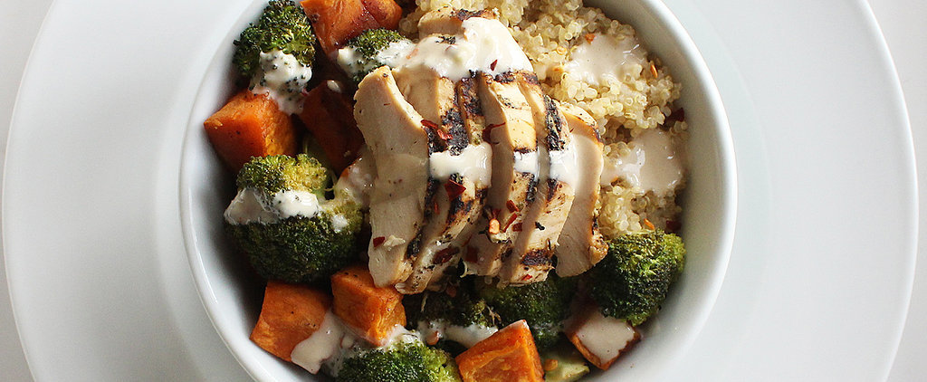 The Quick and Clean Post-Workout Dinner You've Been Dreaming Of