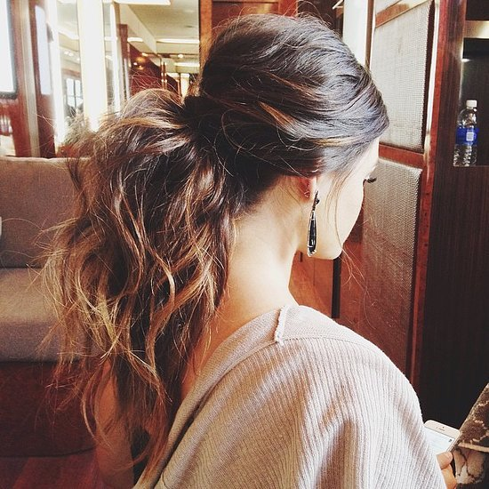 How To Get a Full Ponytail