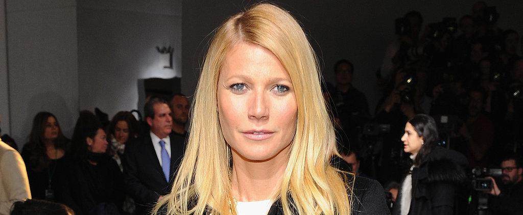 Did Gwyneth Paltrow Diss Martha Stewart?